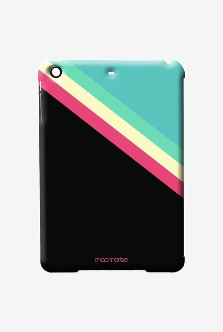 Macmerise Slope Stripes Black Pro Case for iPad Air