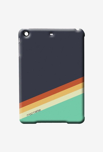 Macmerise Slope Stripes Grey Pro Case for iPad Air