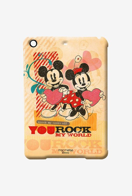 Macmerise You Rock my World Pro Case for iPad Air