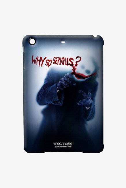 Macmerise Why So Serious Pro case for iPad Mini 1/2/3