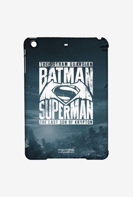 Macmerise Gotham vs Krypton Blue Pro Case for iPad Air