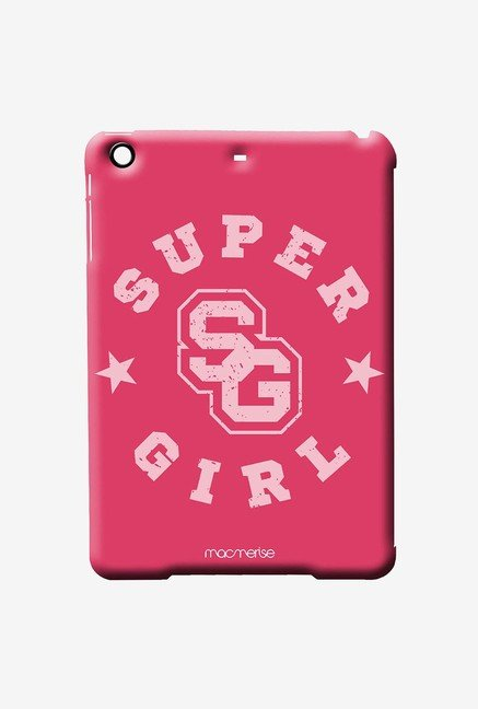 Macmerise Super Girl Pro case for iPad Mini 1/2/3
