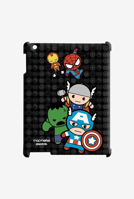 Macmerise Kawaii Art Marvel Comics Pro Case for iPad Air