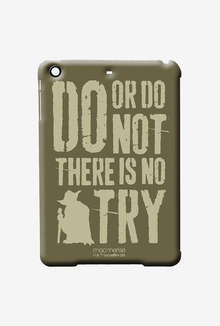 Macmerise Yoda Theory Pro Case for iPad Air