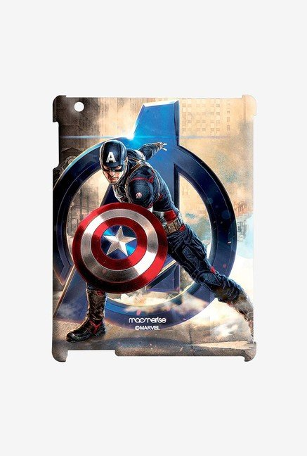 Macmerise Super Soldier Pro Case for iPad Air