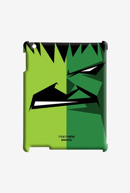 Macmerise Face Focus Hulk Pro Case for iPad Air