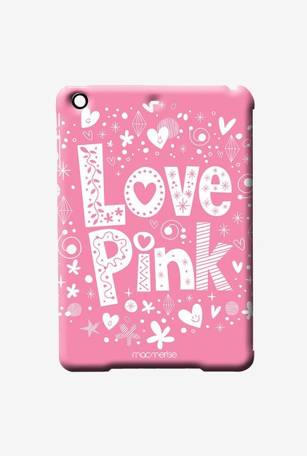 Macmerise Love Pink Pro Case for iPad Air