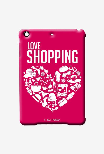 Macmerise Love Shopping Pro Case for iPad Air