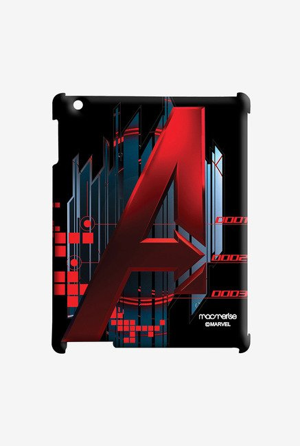 Macmerise Avengers Logo Pro Case for iPad Air