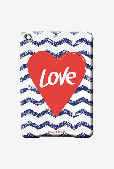 Macmerise Chevron Love Pro Case for iPad Air