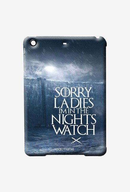 Macmerise Nights Watch Pro Case for iPad Air