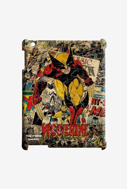 Macmerise Comic Wolverine Pro Case for iPad Air 2