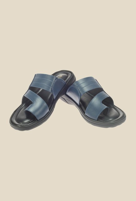 Khadim's Navy Casual Sandals