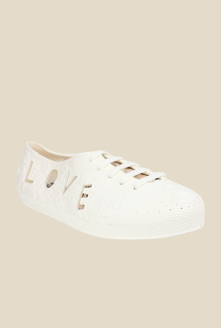 Shoetopia White Casual Shoes