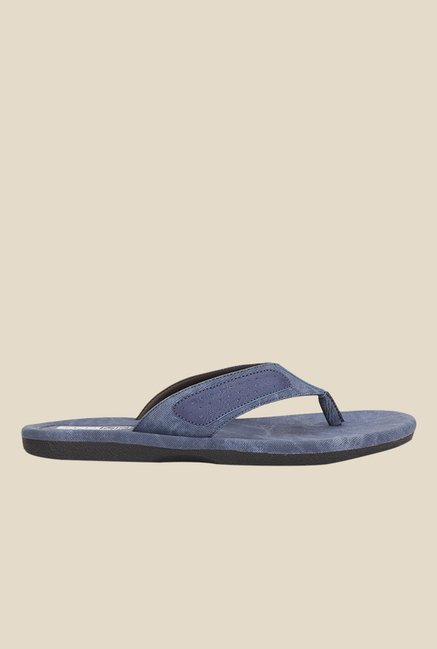 Yepme Navy Thong Sandals