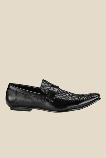 Yepme Black Formal Loafers