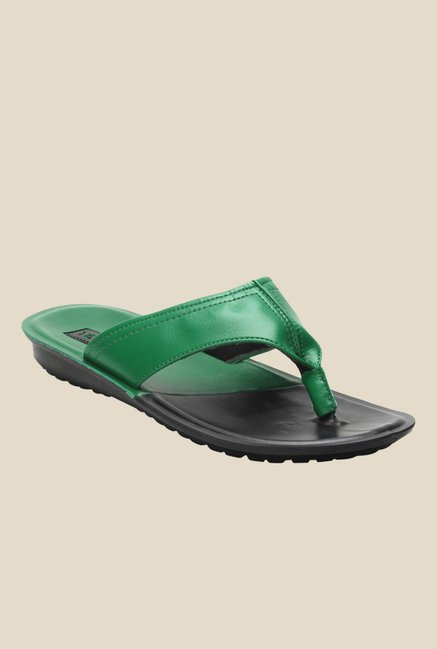 Yepme Green Thong Sandals