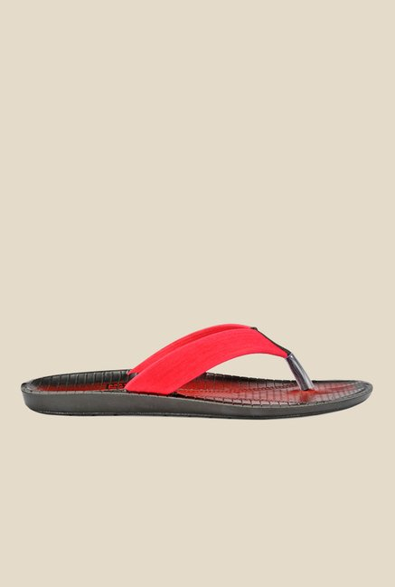 Yepme Red Thong Sandals