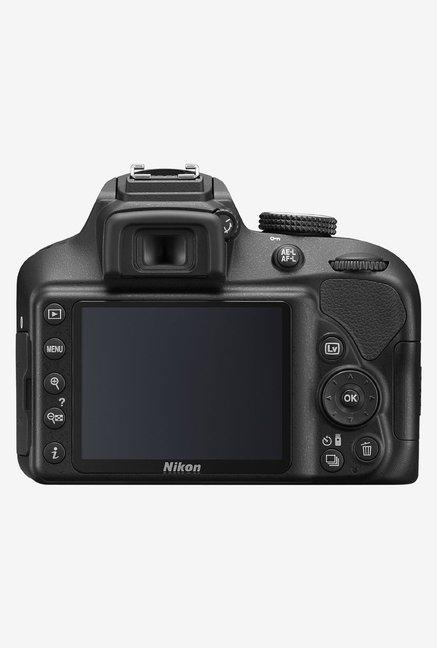 Nikon D3400 with (AF-P DX 18-55mm VR Lens) DSLR Camera