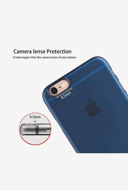 Memumi Ultra-Slim Back Cover for iPhone 6s Plus (Blue)