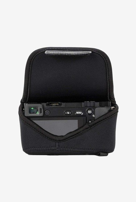 MegaGear Neoprene Camera Case for Samsung NX3000 (Black)