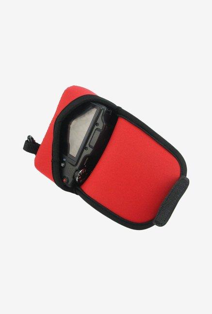 MegaGear Neoprene Camera Case for Canon SX510 (Red)
