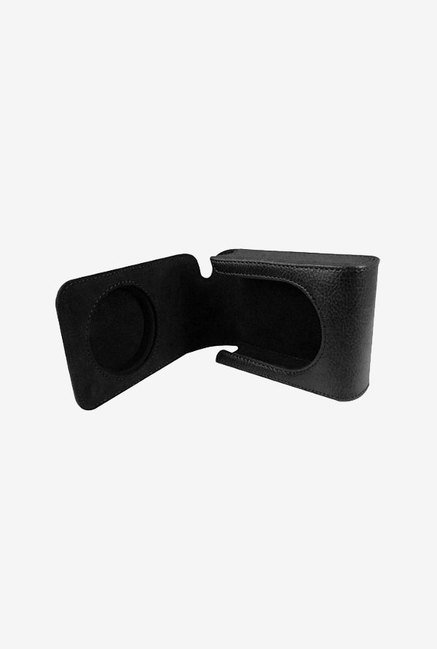 MegaGear Leather Camera Case for Fujifilm XF1,XQ1 (Black)