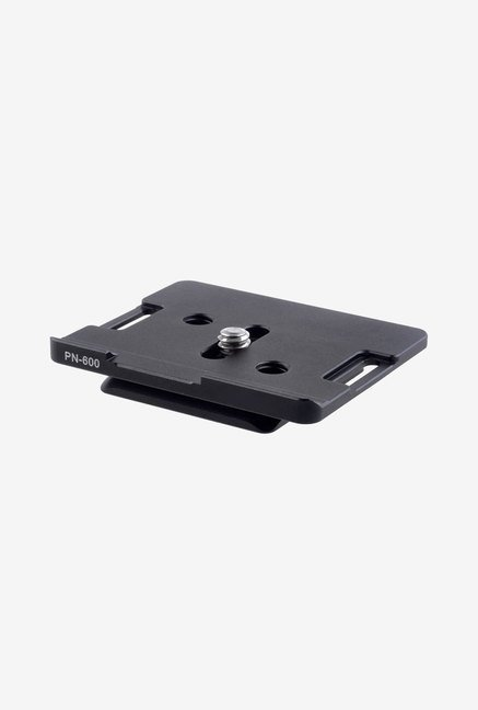 Neewer Quick Release Qr Plate for Nikon D600 (Black)