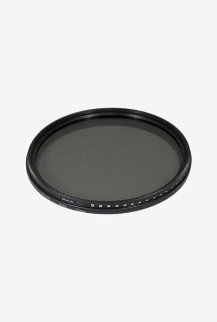 Big Mike's 77mm Ndx Fader Filter (Black)