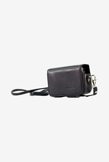 MegaGear Leather Camera Case for Sony (Black)