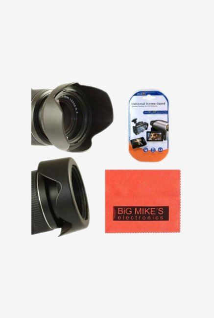 Big Mike's 52mm Reversible Digital Tulip Flower Lens