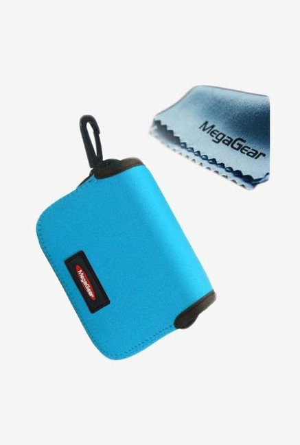 MegaGear Neoprene Camera Case for Sony RX100 (Blue)