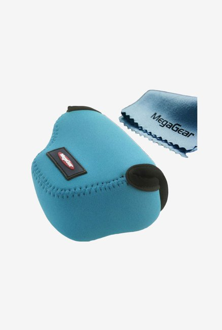 MegaGear Neoprene Camera Case for Panasonic GM1 (Blue)