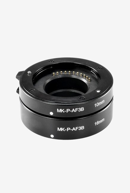 Neewer Automatic Macro Extension Tube Set (Black)