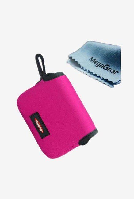 MegaGear Neoprene Camera Case for Sony RX100 (Pink)