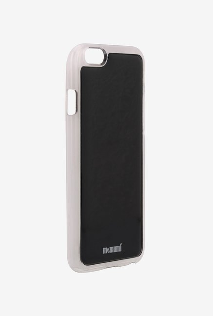Memumi Selfie Back Cover for iPhone 6 Plus (Black)