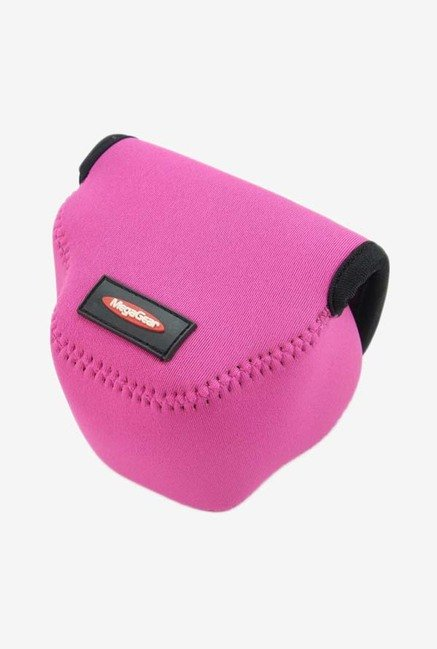 MegaGear Neoprene Camera Case for Canon SX510 (Magenta)