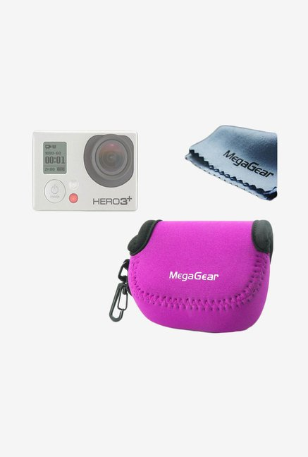 MegaGear Neoprene Camera Case for GoPro (Pink)