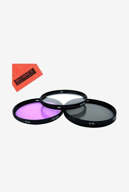 Big Mike's 46mm 3 Filter Kit (UV-CPL-FLD)