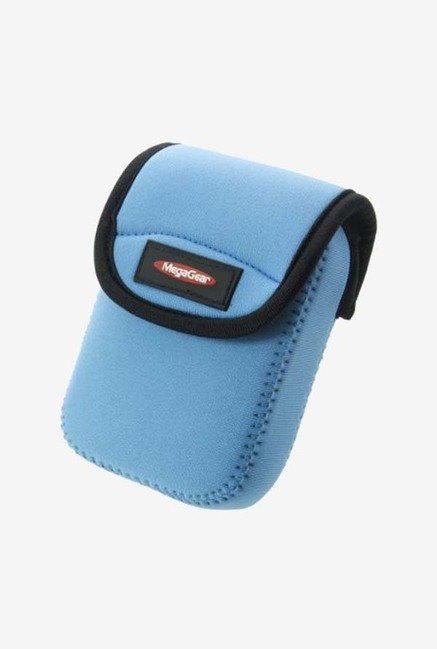 MegaGear Neoprene Camera Case for Canon SX700 (Blue)