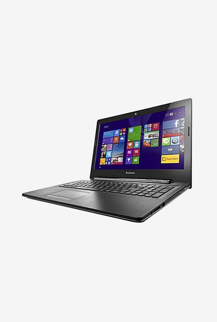 Lenovo 80E3023KIH 39.62cm Laptop (AMD Quad Core, 1TB) Black