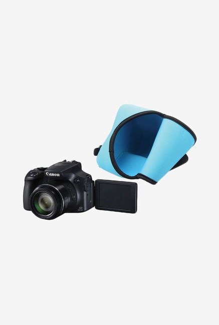 MegaGear Neoprene Camera Case for Canon SX60 HS (Blue)