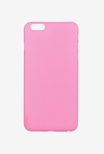 Memumi Ultra Thin Back Cover for iPhone 6 Plus (Pink)