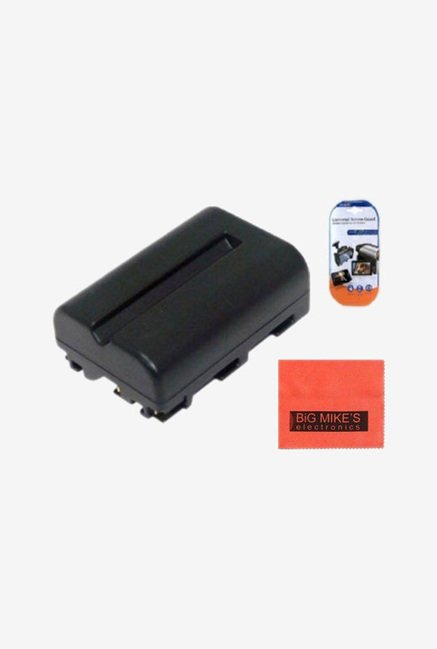 Big Mike's NPFM500H 2000 mAh Battery for Sony (Black)