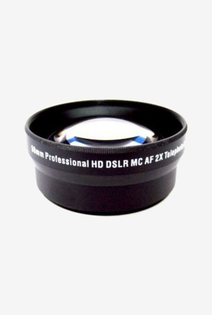Big Mike's TEL72 S 72mm 2X Telephoto Lens (Black)