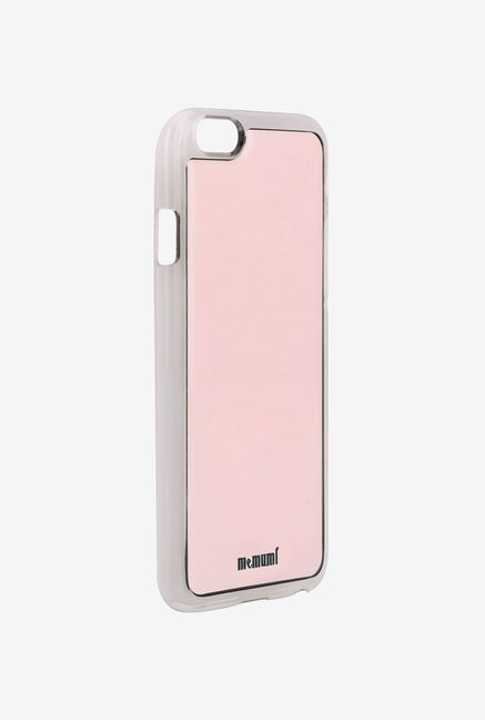 Memumi Selfie Back Cover for iPhone 6 Plus (Pink)