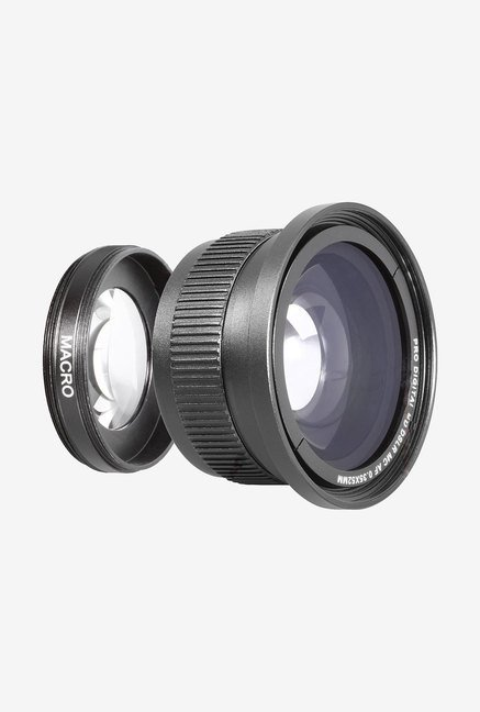 Neewer Macro Fisheye Lens for Nikon (Black)