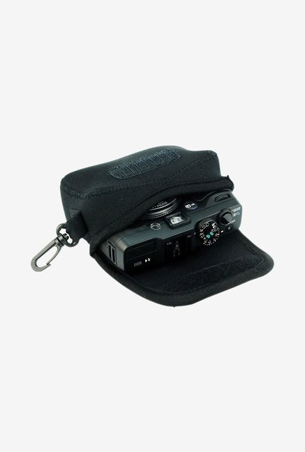 MegaGear Neoprene Camera Case for Canon G16, G15 (Black)
