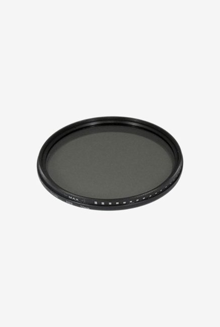 Big Mike's 52mm Variable NDX Fader Filter (Black)