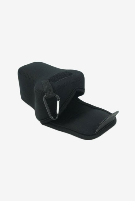 MegaGear Neoprene Camera Case for Canon EOS M (Black)